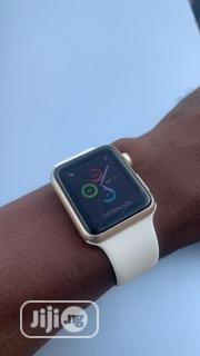 Iwatch Series 1 Gold | Smart Watches & Trackers for sale in Lagos State, Ikeja