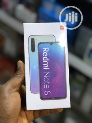 New Xiaomi Redmi Note 8 64 GB Blue   Mobile Phones for sale in Lagos State, Ikeja