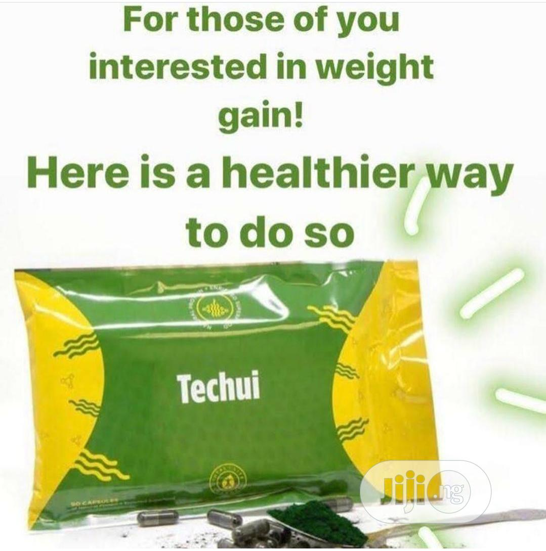 TECHUI (Natural Protein+Enriched Superfood)