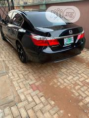 Honda Accord 2015 Black | Cars for sale in Delta State, Oshimili South