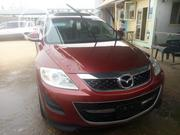 Mazda CX-9 2011 Touring Red | Cars for sale in Lagos State, Agege