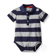 Boy Body Suit Polo Shirt | Children's Clothing for sale in Lagos State, Agboyi/Ketu