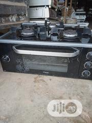 3 Bunner Table Gass Cooker With Grill And Oven | Kitchen Appliances for sale in Lagos State, Lekki Phase 2