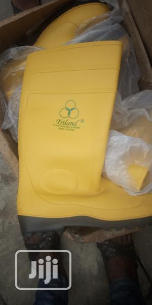 Triland Safety Rain Boot | Safetywear & Equipment for sale in Lagos State, Lagos Island (Eko)