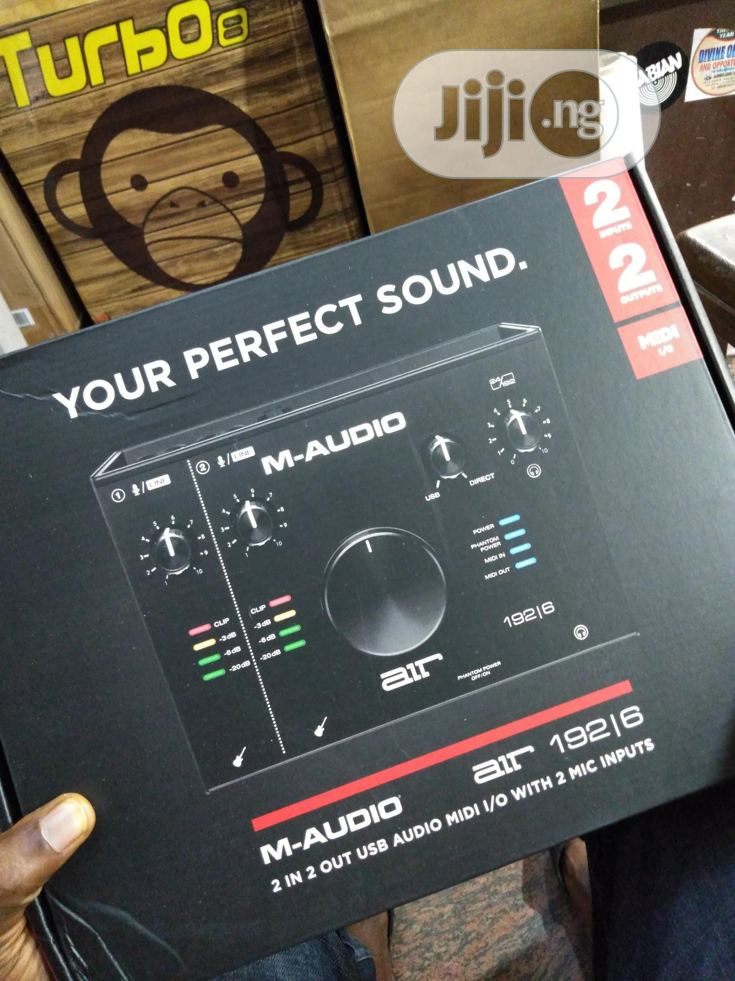 M-Audio Air 192/6 Sound Card