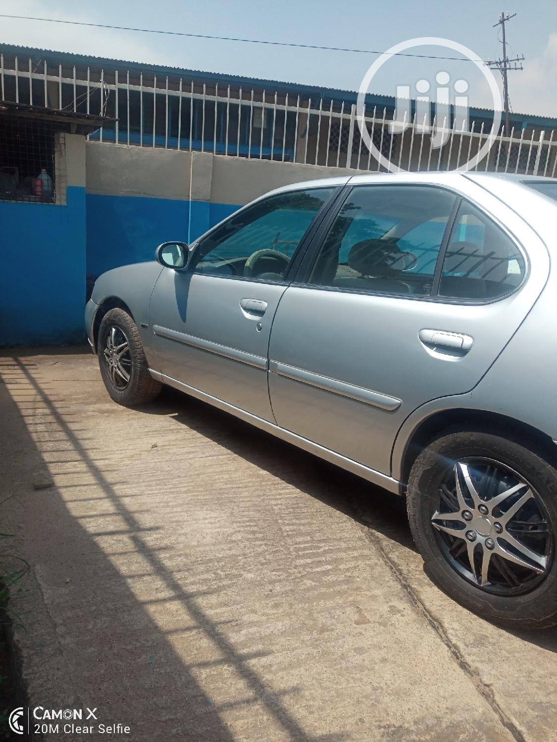 Archive Nissan Altima 2001 Automatic Silver In Ibadan Cars Opeyemi Jiji Ng