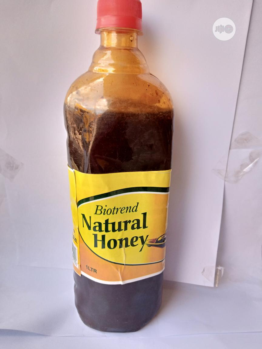 Biotrend Natural Honey