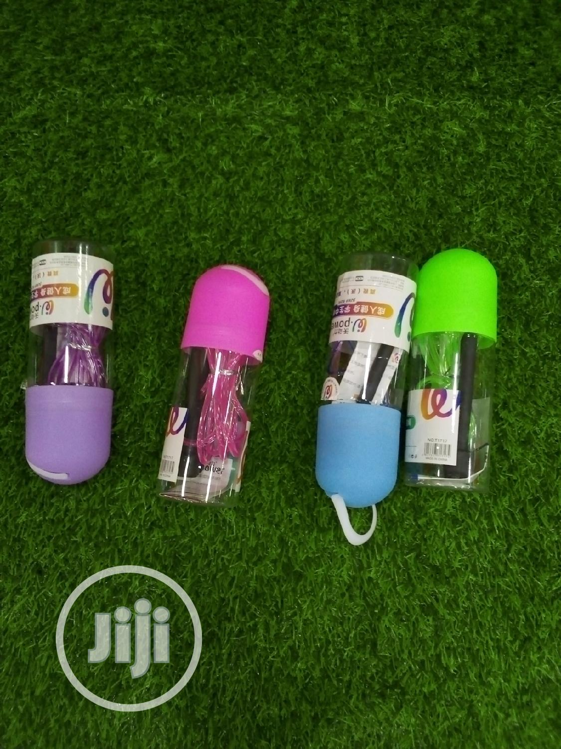 Cup Jumping Rope