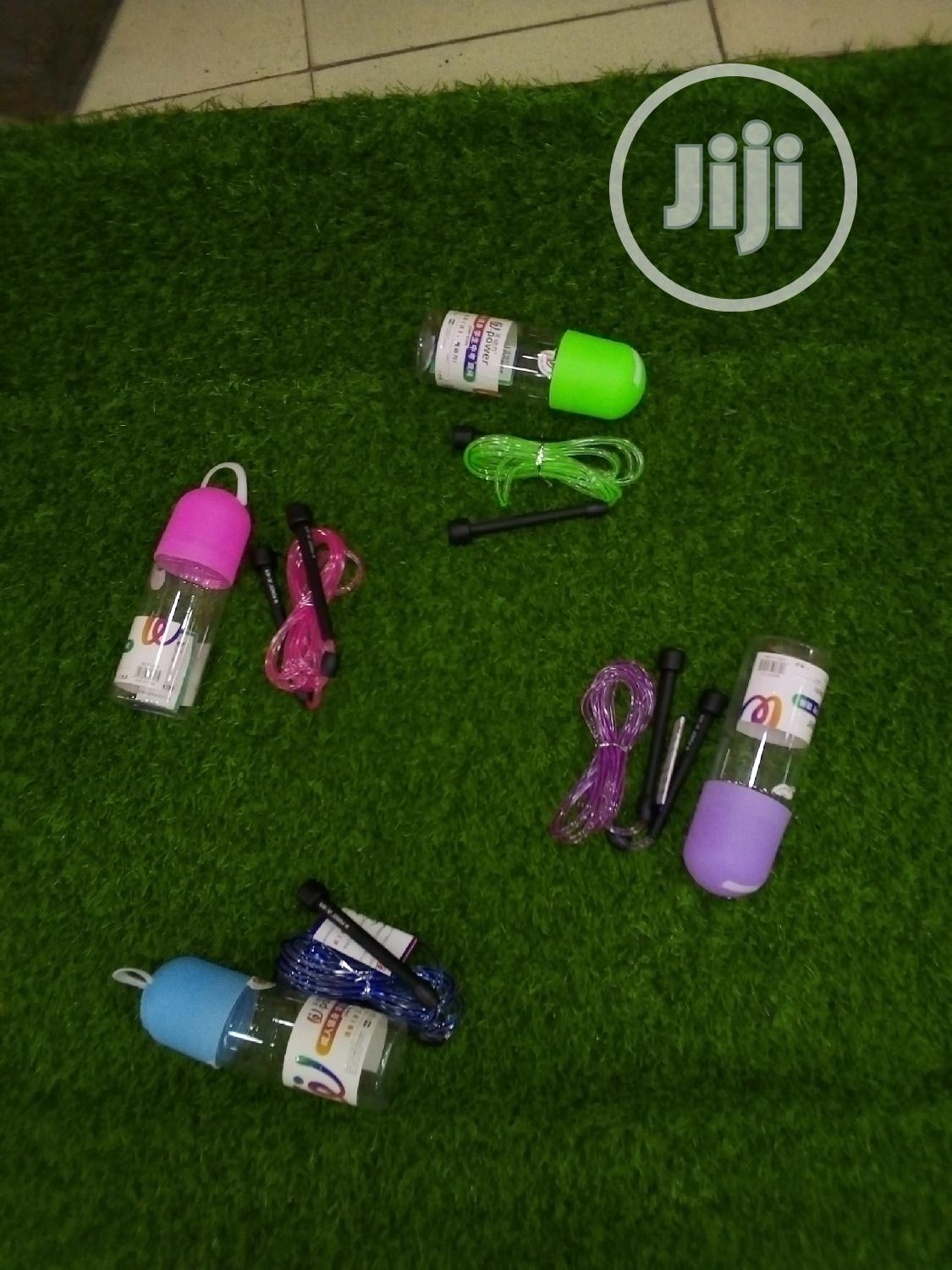 Cup Jumping Rope | Sports Equipment for sale in Lagos Island, Lagos State, Nigeria