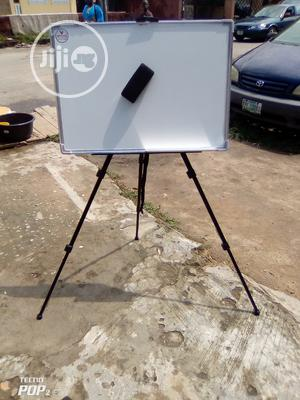 2fit By 2fit Magnetic White Board And Stand | Stationery for sale in Lagos State, Yaba