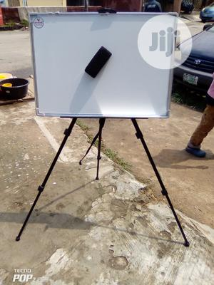 2fit By 2fit Magnetic White Board And Stand | Stationery for sale in Lagos State, Victoria Island