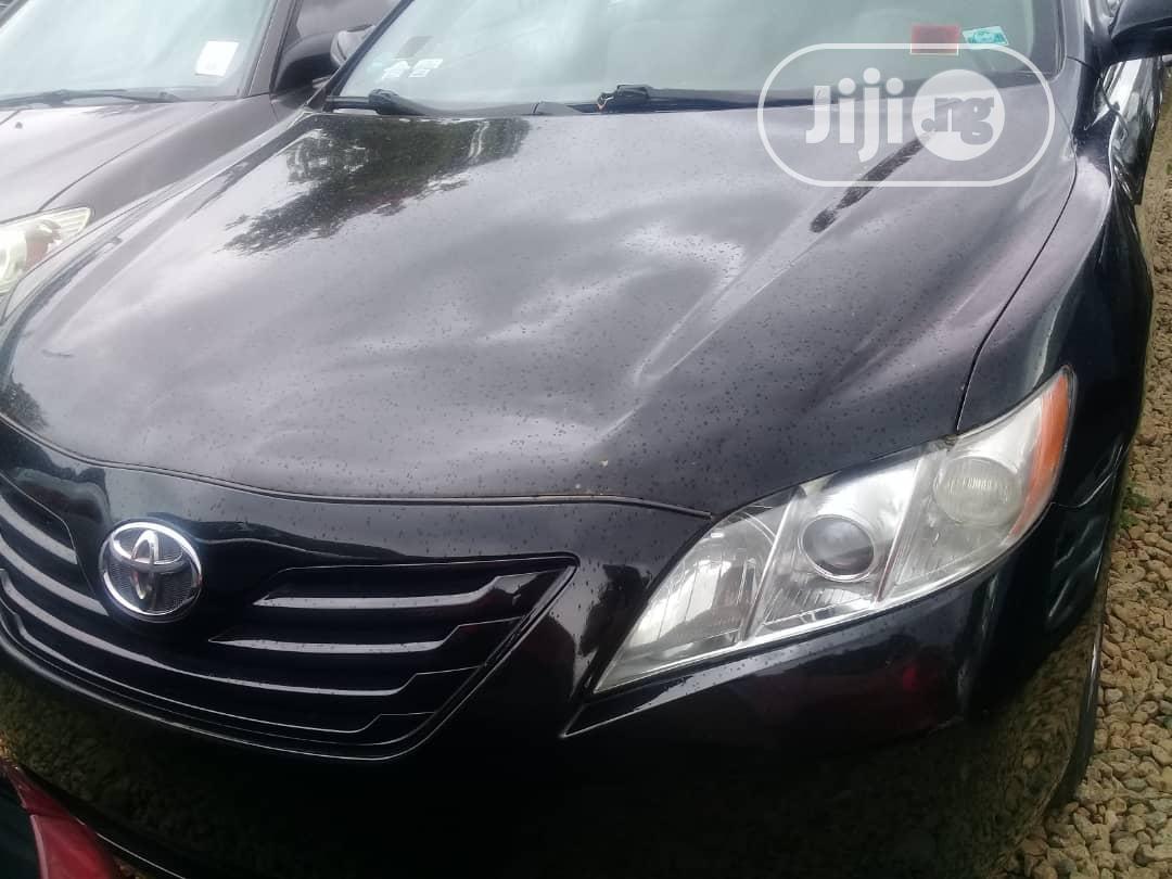 Toyota Camry 2007 Black | Cars for sale in Garki 1, Abuja (FCT) State, Nigeria