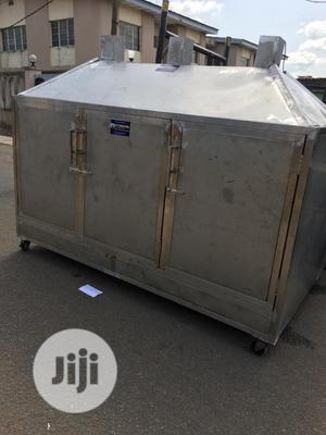 Smoking Kiln 0.5kg X 2000fishes Capacity (Full Stainless) | Farm Machinery & Equipment for sale in Taraba State, Jalingo