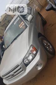 Toyota Highlander 2005 Silver | Cars for sale in Lagos State, Ojodu