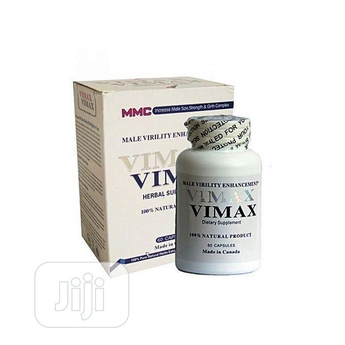 Vimax Enlargement Capsule ,Bigger And Long Lasting