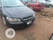 Honda Accord 1998 Black   Cars for sale in Lagos State, Alimosho