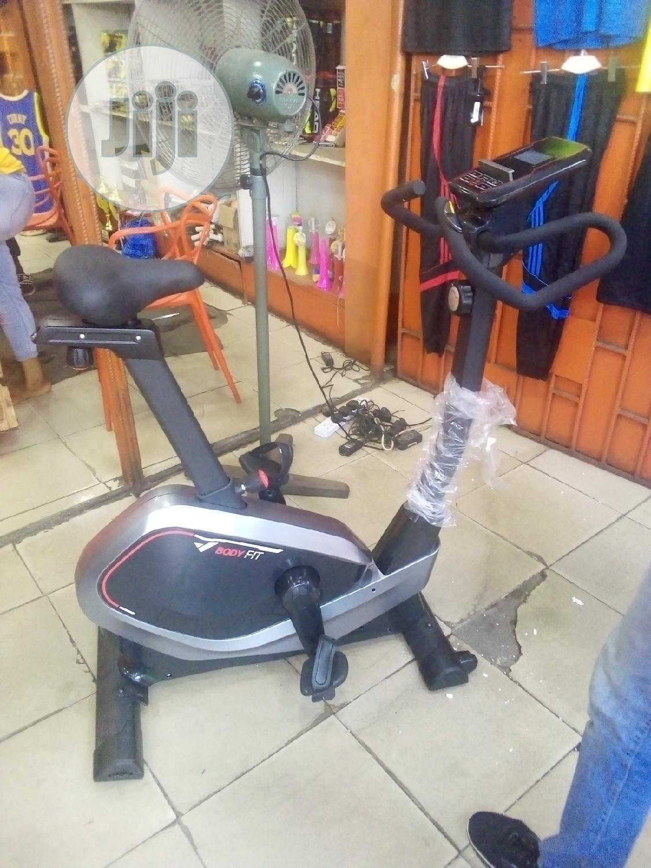 Commercial Magnetic Bike