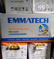 200ah Emmatech Battery | Solar Energy for sale in Lagos State, Ojo