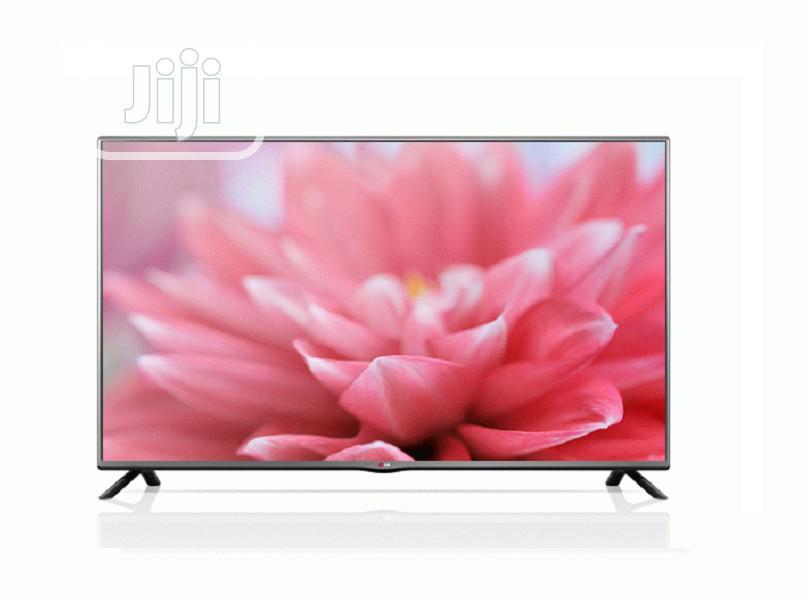"Archive: LG 32"" Led Rechargeable TV (LB552R)"