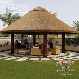 Thatch Roof Gazebo Hut | Automotive Services for sale in Lagos State, Lekki