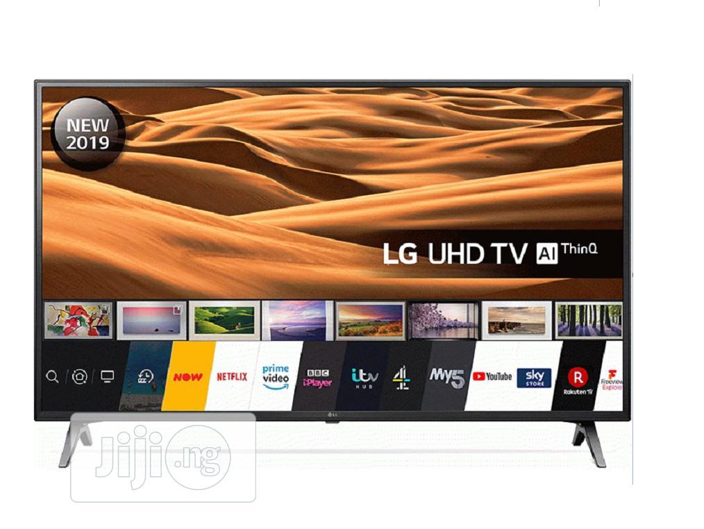 60'' Smart Uhd 4K Ai Q Satellite TV (60um7100) LG