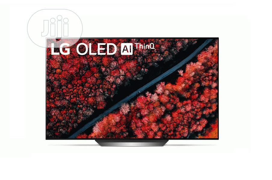 """65"""" Class 4K Smart Oled TV (65C9) LG"""