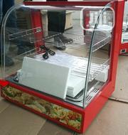 Red Snack Warmer 2 Pan | Kitchen & Dining for sale in Lagos State, Ojo