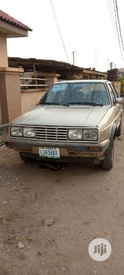 Volkswagen Jetta 1985 Gold | Cars for sale in Oyo State, Ibadan