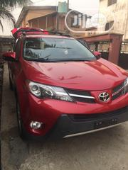 Toyota RAV4 2015 Red   Cars for sale in Lagos State, Isolo