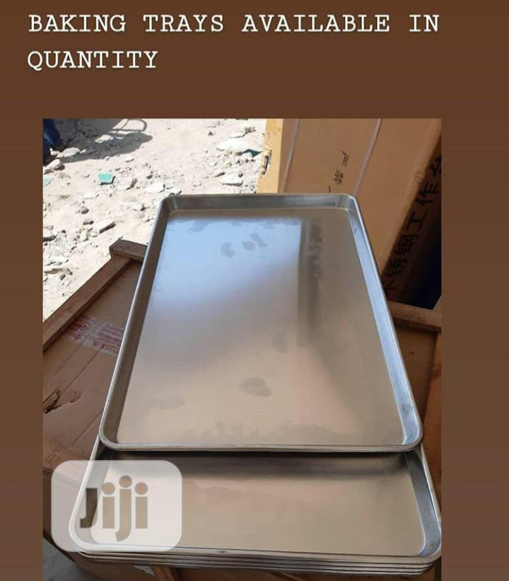 Industrial Oven Trays