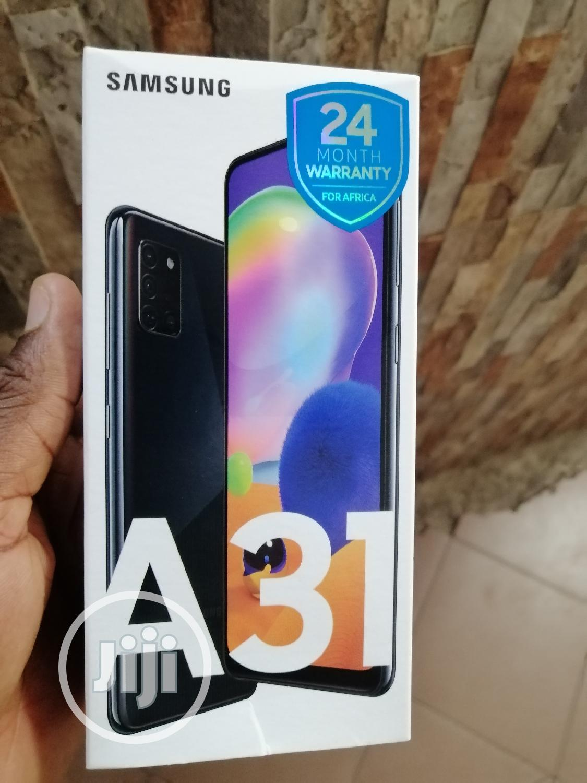 New Samsung Galaxy A Black