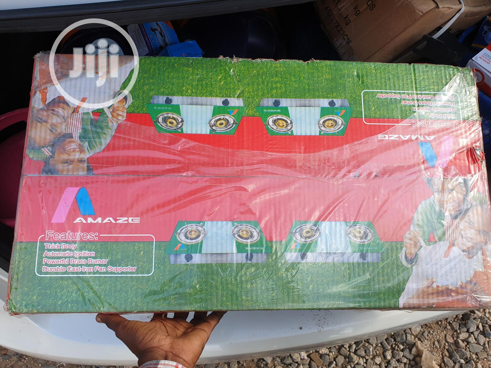 Amaze Gas Double Cooker   Kitchen Appliances for sale in Wuse, Abuja (FCT) State, Nigeria