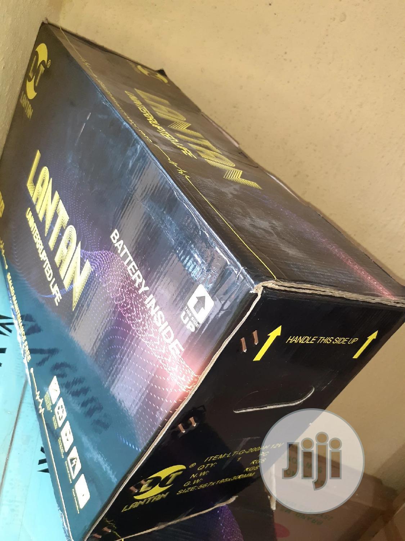 12v 200ah Lantan Battery Available