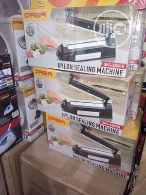 Qasa Sealing Machine(Nylon Sealer)   Manufacturing Equipment for sale in Lagos State, Ojo