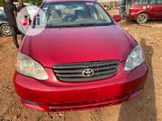 Toyota Corolla 2004 Red   Cars for sale in Abuja (FCT) State, Gwagwalada