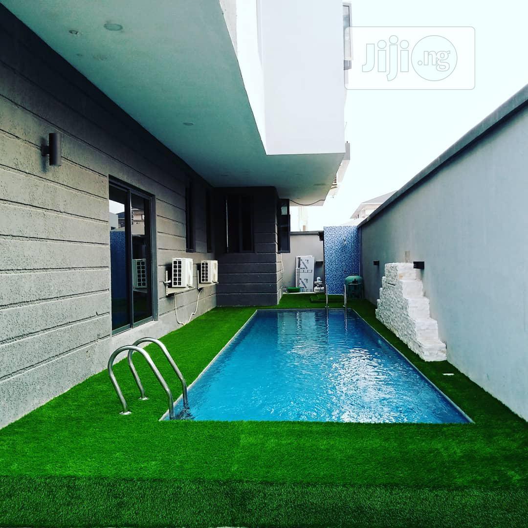 High Green Artificial Turf Ventures | Garden for sale in Lekki, Lagos State, Nigeria