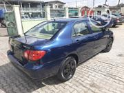 Toyota Corolla 2007 Blue | Cars for sale in Lagos State, Ilupeju