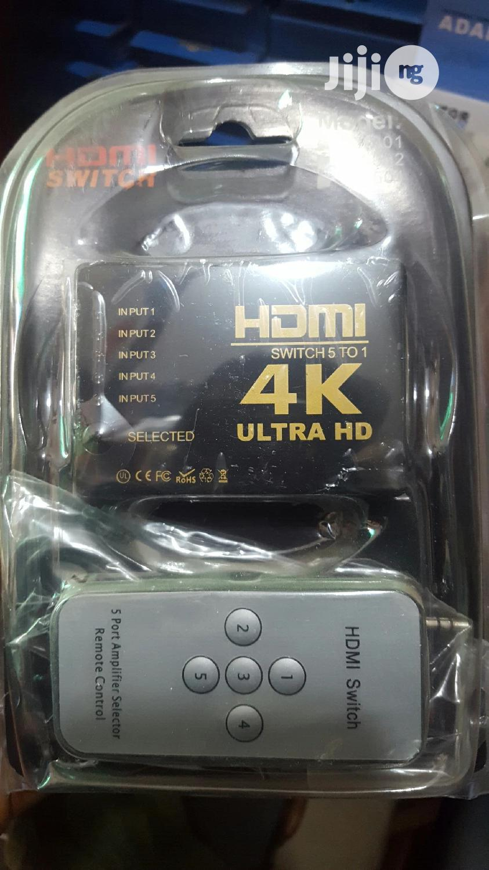 Hdmi Switch 4k 5ports