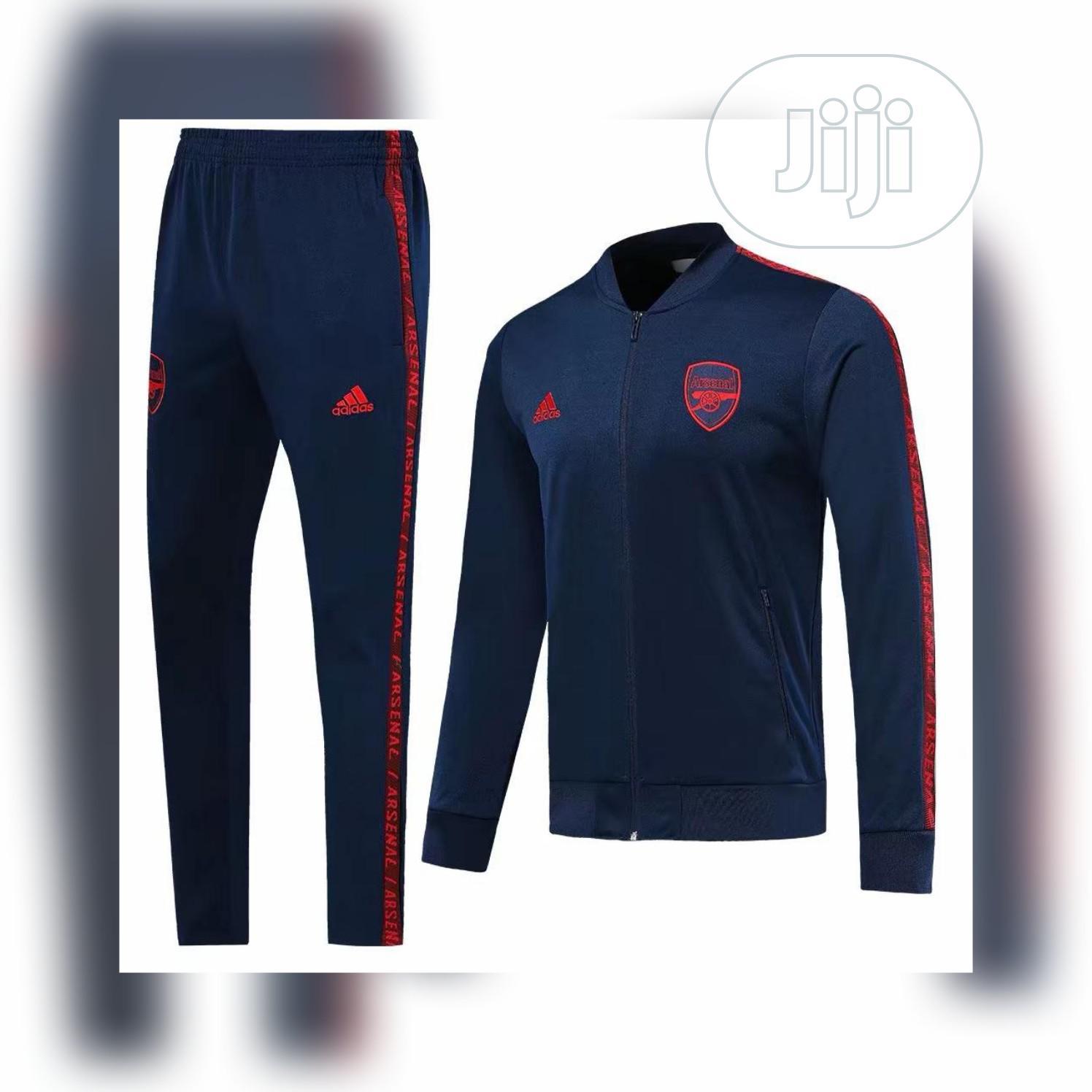 Latest Arsenal Tracksuit