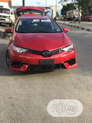 Toyota Corolla 2017 Red | Cars for sale in Lagos State, Lekki Phase 1