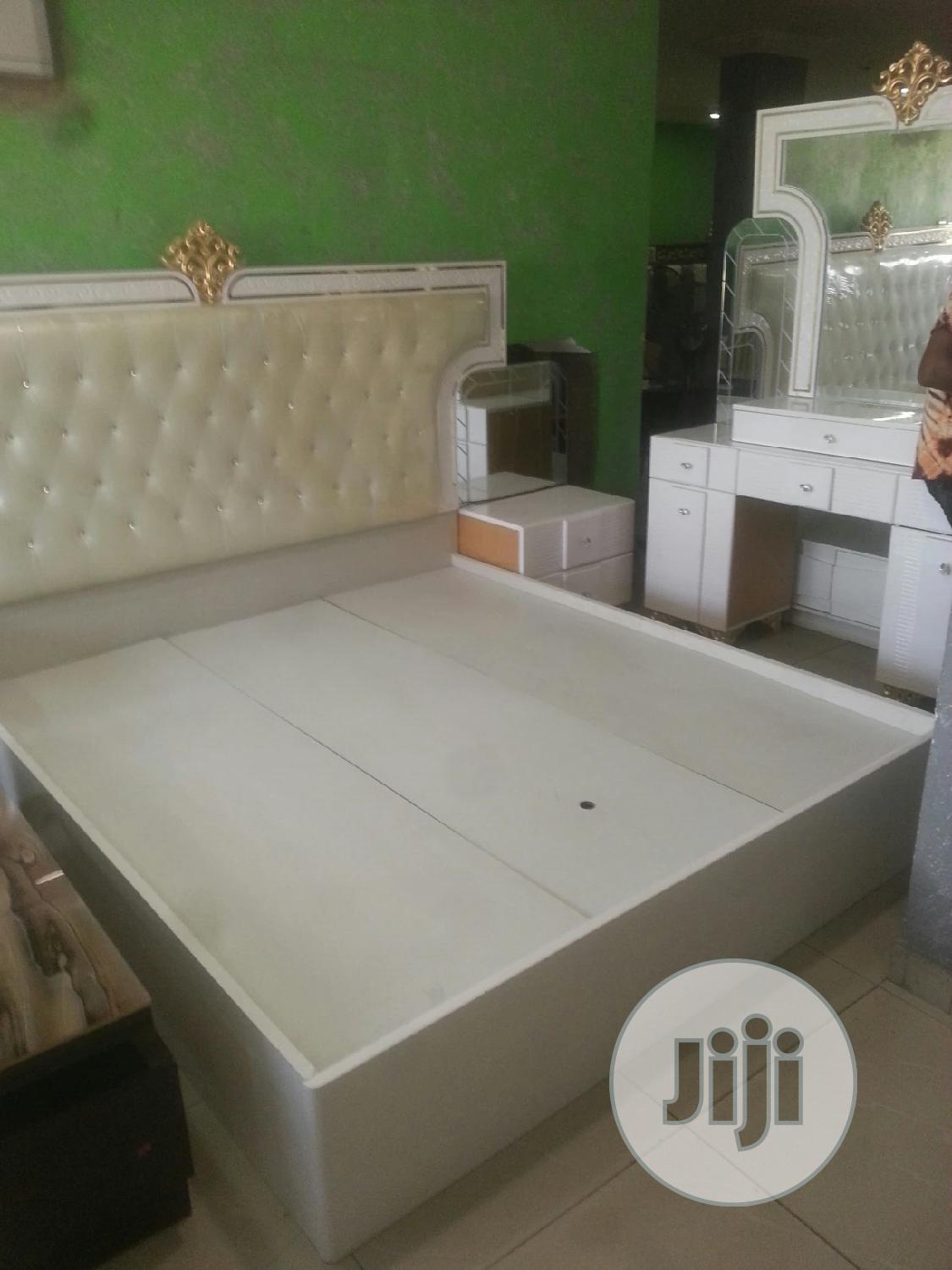 Imported Royal Bed | Furniture for sale in Ojo, Lagos State, Nigeria