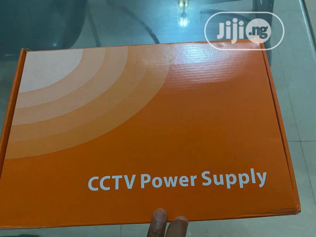 CCTV Pwer Supply