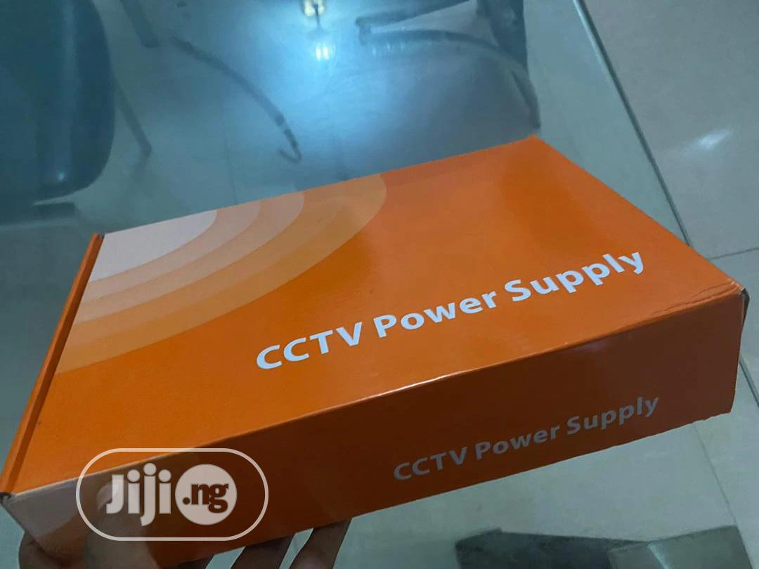 CCTV Pwer Supply | Networking Products for sale in Ikeja, Lagos State, Nigeria