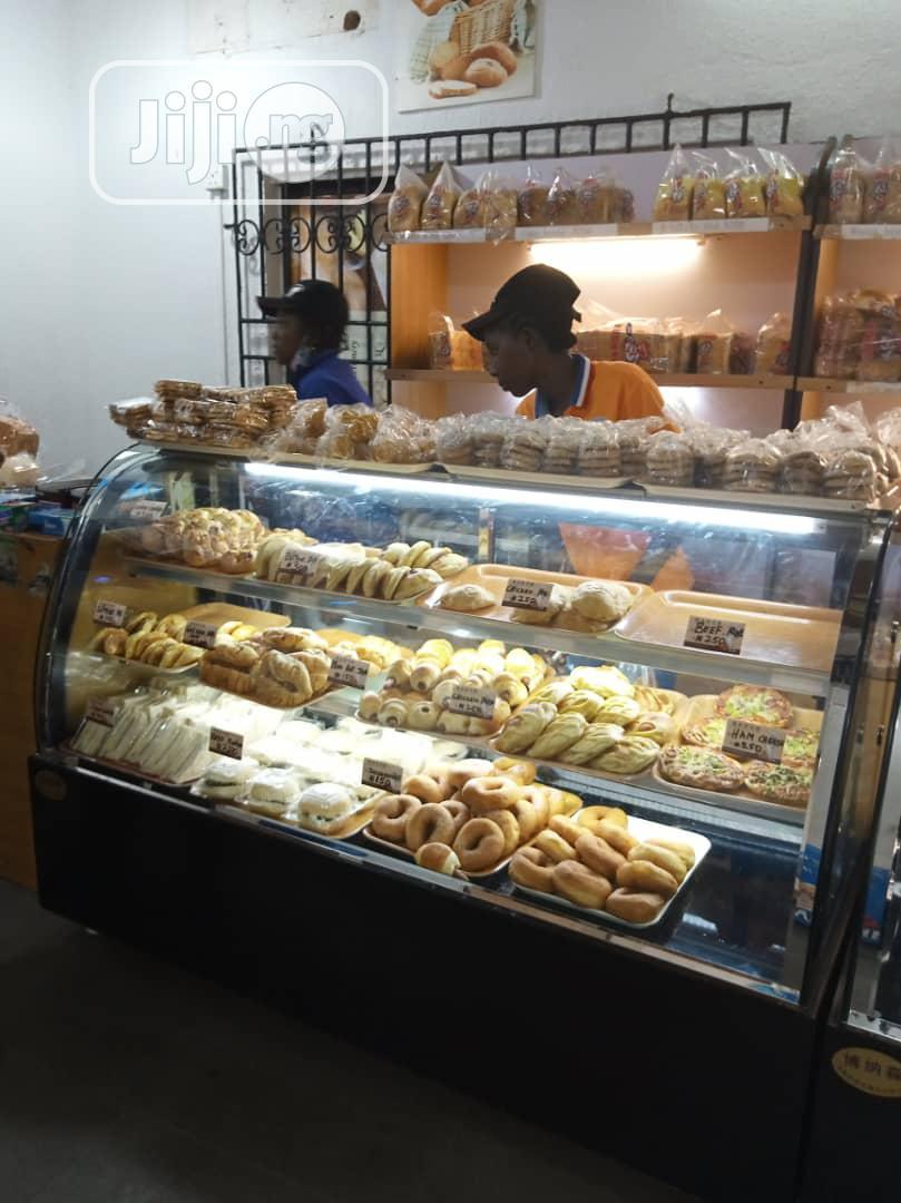 Cake Chiller Display