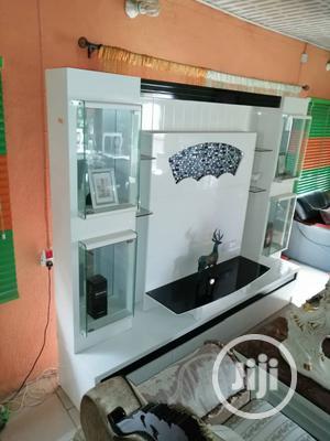 White TV Cabinet | Furniture for sale in Lagos State, Ojo