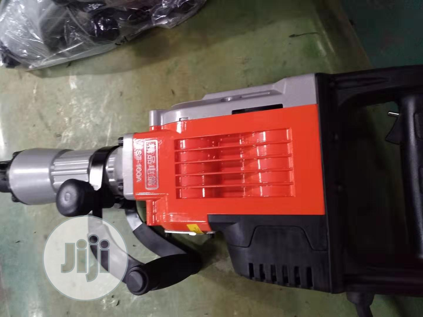 Experts Demolition Hammer Machine 100 A