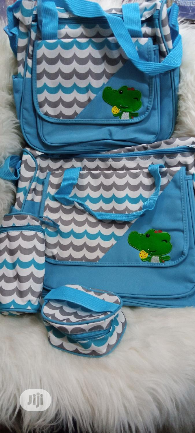 The Baby Co.Nappy 5 In 1diaper Bag
