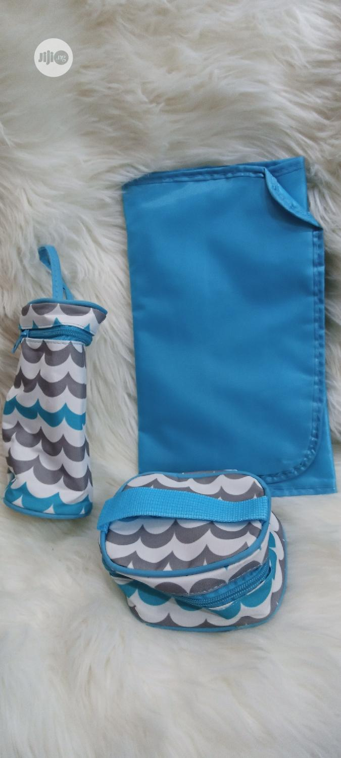 The Baby Co.Nappy 5 In 1diaper Bag   Babies & Kids Accessories for sale in Ikeja, Lagos State, Nigeria