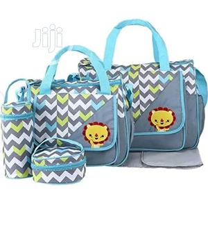 5 In 1 Nappy Diaper Bag | Baby & Child Care for sale in Lagos State, Ikeja