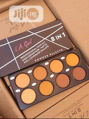 L.A Girl 8-In-1 Powder Palette   Makeup for sale in Lagos State, Amuwo-Odofin
